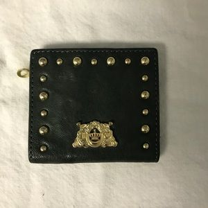 Juicy Couture Mini Green Wallet